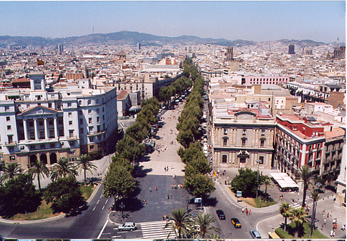 Let's Take a Trip to Barcelona