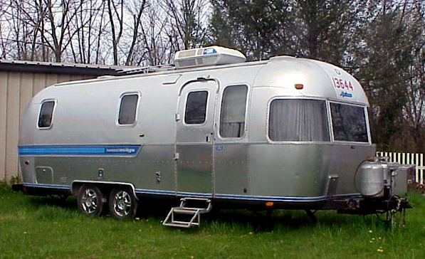 This Is A Trailer Not Mobile Home But It Was Good Enough For An List Hollywood Actor To Live In Several Years