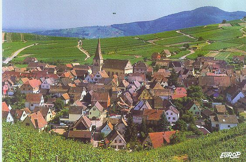 Let's Take a Trip to the French Village