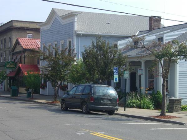Let's Take a Trip to an American Village 2: Downtown