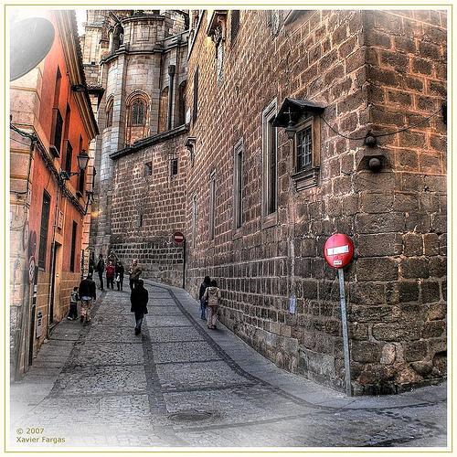 Toledo, Spain or Toledo, Ohio?