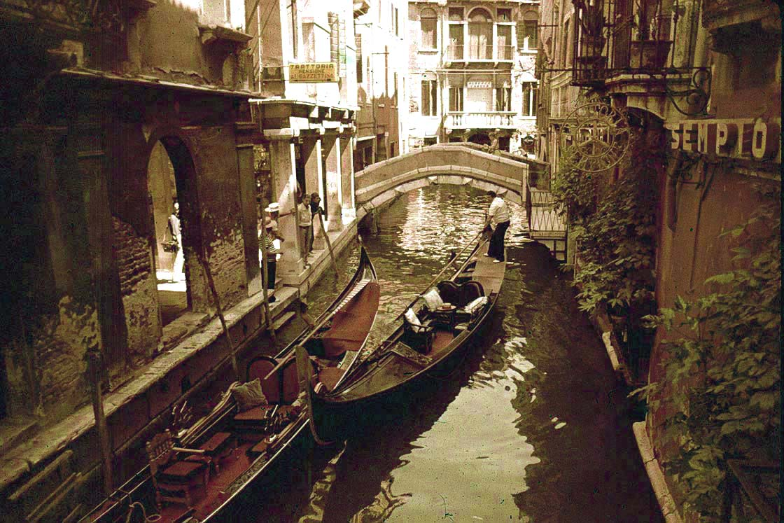 Let's Take a Trip to Venice