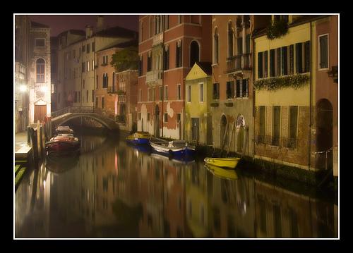 Let's Take a Trip to Venice