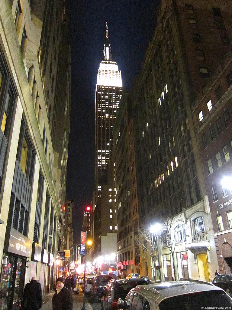 Let's Take a Trip to New York City